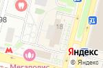 Схема проезда до компании Аптекарь в Москве