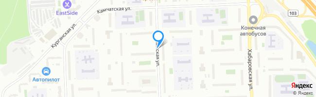 Сахалинская улица