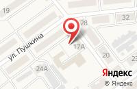 Схема проезда до компании ProСвет в Бородинском