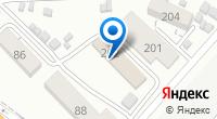 Компания НОВОТРАНС на карте