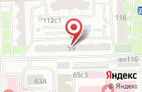 Схема проезда до компании Издательство Толк в Москве