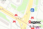 Схема проезда до компании Жанна в Москве
