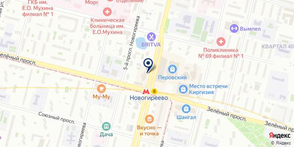 Каспий на карте Москве