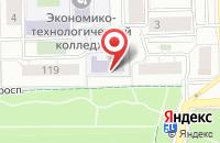 Схема проезда до компании Спейс в Москве