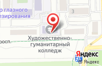 Схема проезда до компании Агрофармпром в Москве
