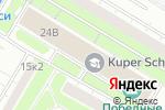 Схема проезда до компании Детская библиотека №70 им. А.С. Неверова в Москве