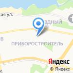 Средняя общеобразовательная школа №14 им. А.М. Мамонова на карте Старого Оскола