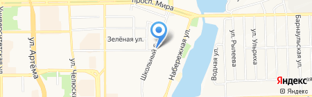 FC Group на карте Донецка