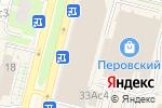 Схема проезда до компании Дамский островок в Москве