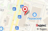 Схема проезда до компании Информационный Межрегиональный Интеллектуальный Ресурс-Управление в Москве