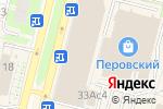 Схема проезда до компании Мед-Аппарат в Москве