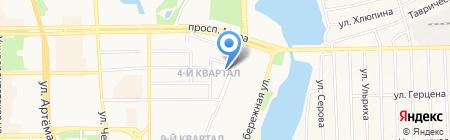 Smartel на карте Донецка