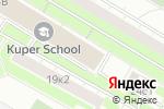 Схема проезда до компании Инженерная служба района Вешняки в Москве