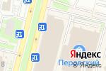 Схема проезда до компании Спектрcolor в Москве