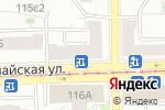 Схема проезда до компании Адель-А в Москве