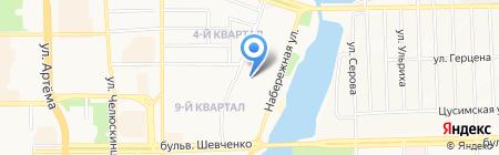 Медицина Плюс ЧП на карте Донецка