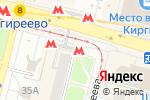 Схема проезда до компании Станция Новогиреево в Москве