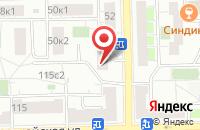 Схема проезда до компании Регионтехснаб в Москве
