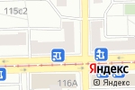 Схема проезда до компании ГосПеревод в Москве