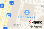 Схема проезда до компании 8 Марта в Москве