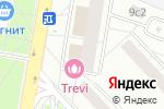 Схема проезда до компании Фиаско в Москве