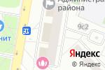 Схема проезда до компании ФотоуголОК в Москве