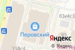 Схема проезда до компании Gazballon-msk.ru в Москве