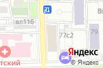 Схема проезда до компании Мировые судьи района Восточное Измайлово в Москве