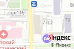 Схема проезда до компании Мировые судьи района Перово в Москве