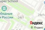 Схема проезда до компании Глория в Москве