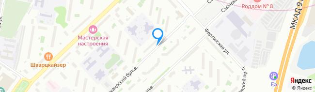 Самаркандский бульвар