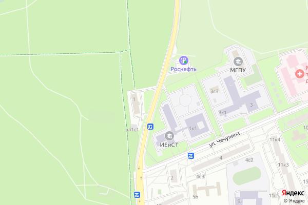 Ремонт телевизоров Большой Купавенский проезд на яндекс карте
