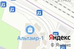 Схема проезда до компании Мир дворников в Москве