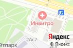 Схема проезда до компании Вешняки в Москве