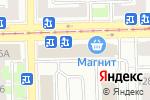 Схема проезда до компании Гипрогазоочистка в Москве