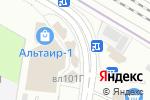 Схема проезда до компании Закусочная в Москве