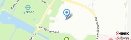 Уникум Мода Апогей на карте Москвы