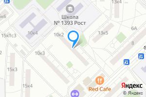 Снять комнату в двухкомнатной квартире в Москве Ферганский пр., 10к2