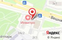 Схема проезда до компании Ампекс-Строй в Москве