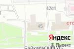 Схема проезда до компании ЮРВЕДЪ в Москве