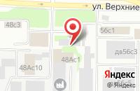 Схема проезда до компании Оптоскан в Москве