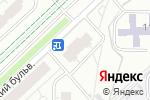 Схема проезда до компании Гамма в Москве