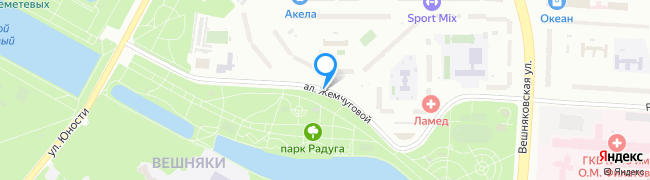 аллея Жемчуговой