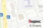 Схема проезда до компании Мир Денима в Москве