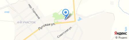 Скорая медицинская помощь на карте Бородинского