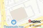 Схема проезда до компании Автоконсалтинг в Москве