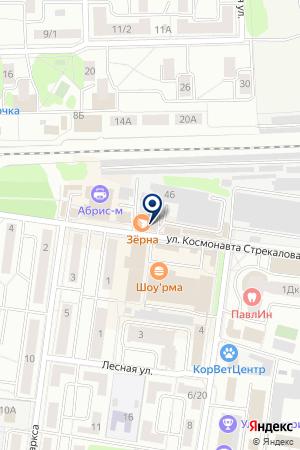 ТД ПИРАМИДА на карте Королева