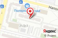 Схема проезда до компании Национальный Центр Санитарного Просвещения Населения  в Москве