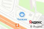 Схема проезда до компании Семерочка в Москве