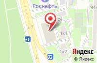 Схема проезда до компании Брэнд Билдинг Груп  в Москве